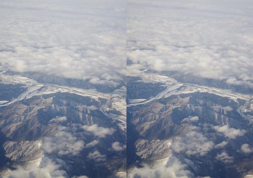 Minamiaizu-cho, stereo parallel view