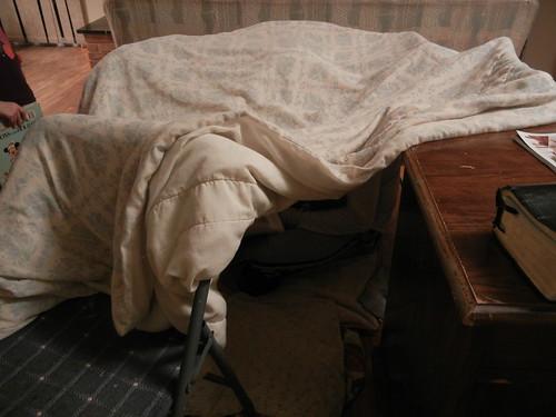 Jan 12 2013 Shanna's tent