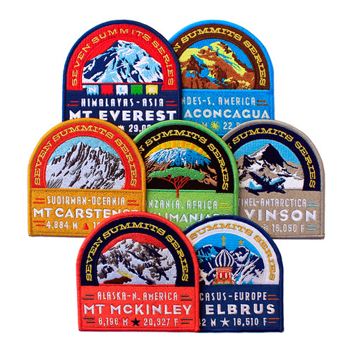 patches-seven-summits-series-collection
