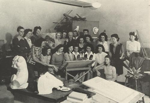 Art Club 1944