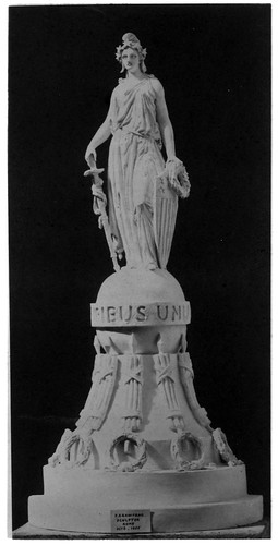 Thomas Crawford's Second Design for the Statue of Freedom