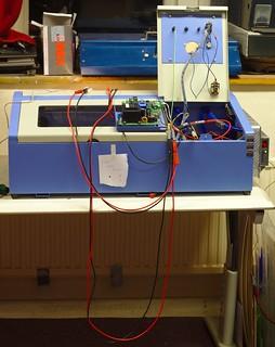 JD40W Laser Seal Engraver
