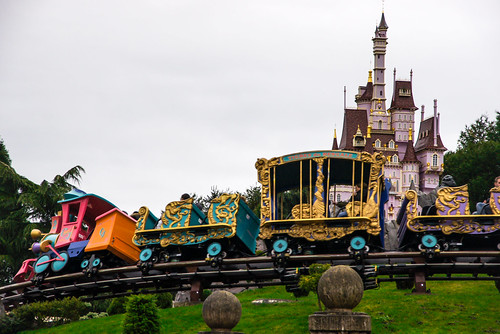 Casey Jr - le Petit Train du Cirque