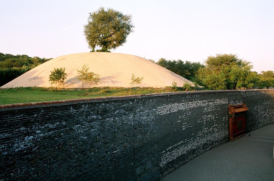 Beiling - Abahai Tomb