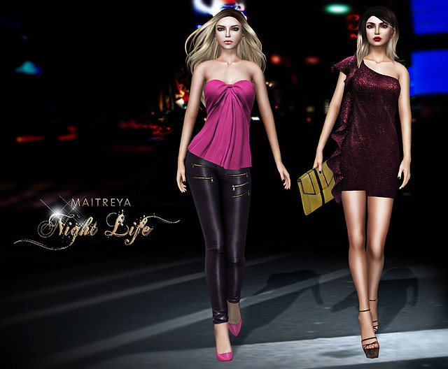 Maitreya Night Life