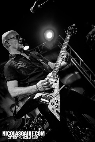 Wishbone Ash @ New Morning, Paris | 25.09.2011