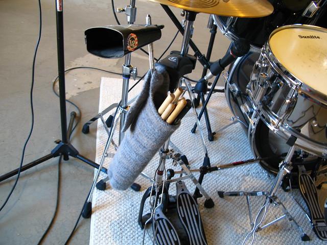 Drumstick Quiver