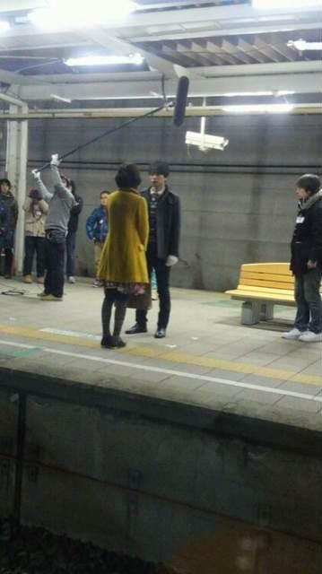 上野樹里新電影《陽だまりの彼女》外景照 2