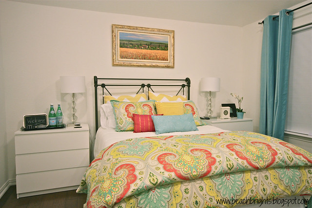Beachbrights Guest Bedroom