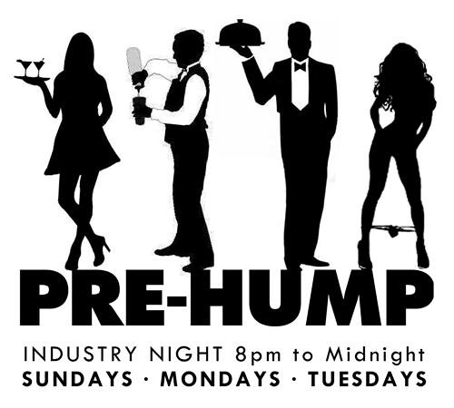 Pre-HUMP Industry Night @ Rae's Lakeview Lounge