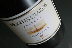 Montes Claros Reserva 2010 Branco