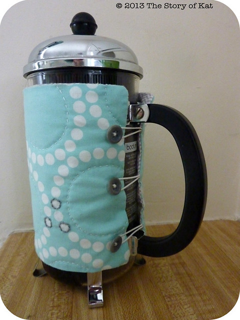 Kim's french press