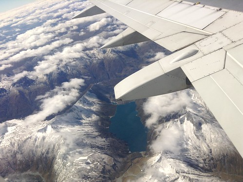 winging it in paradise | queenstown, nz