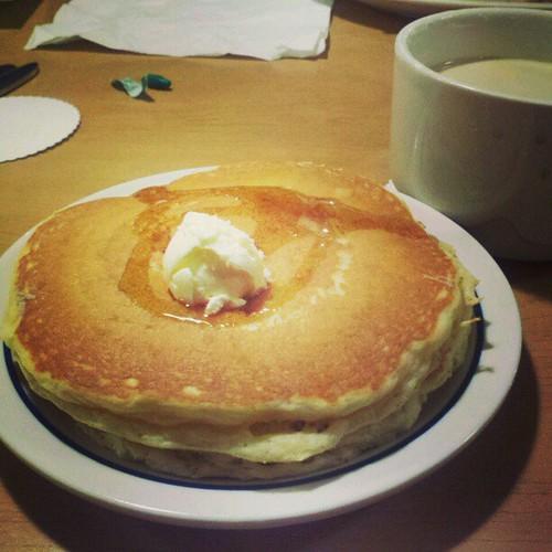 #free #pancakes #ihop
