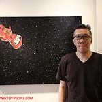 繪本大師龍家昇2016 台灣個展:Kasing Lung龍家昇-- My God, it's Full of Stars