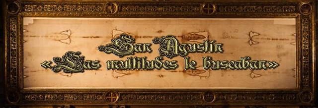 San Agustín 31 Agosto 2016 .(†Dedicado  al P.Cotallo)