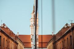 Reflection   Kaunas Town Hall #237/365