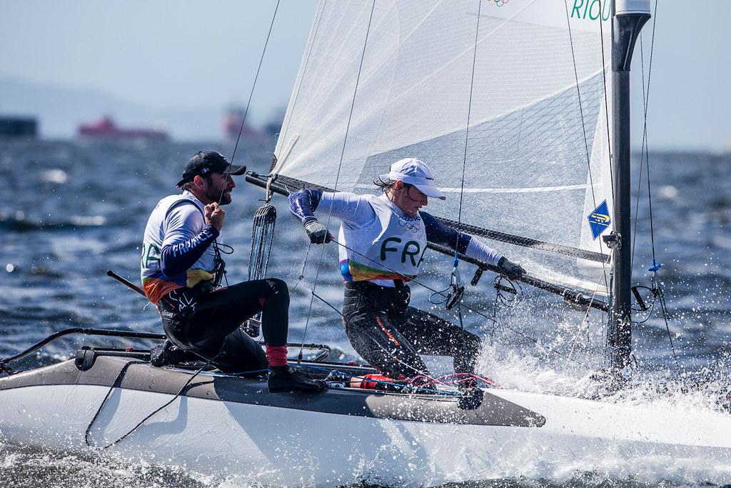 Besson Riou Rio 2016_Copyright Sailing Energy - World Sailing
