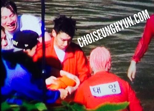 Big Bang - SBS Running Man - 25may2015 - TOP - Choidot - 03