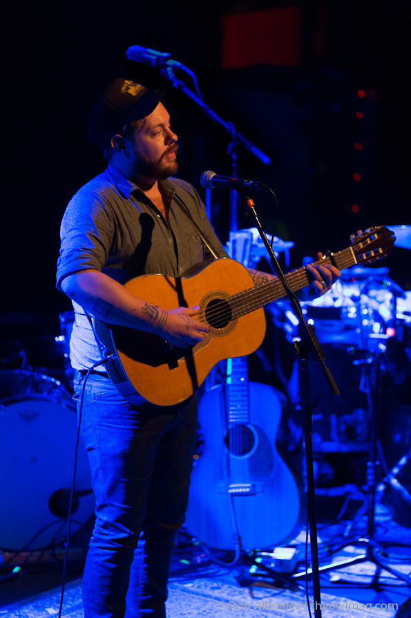 Nathaniel Rateliff @ The Independent, SF 10/7/12