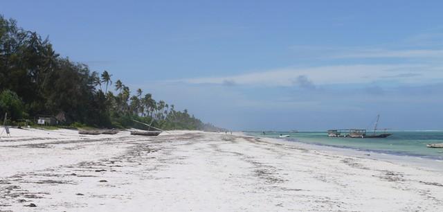 Metemwe Beach Zanzibar