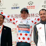 Data: Dan Martin – Tour of Beijing, stages 1-3