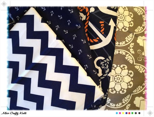 Sneak Peek - Fabrics