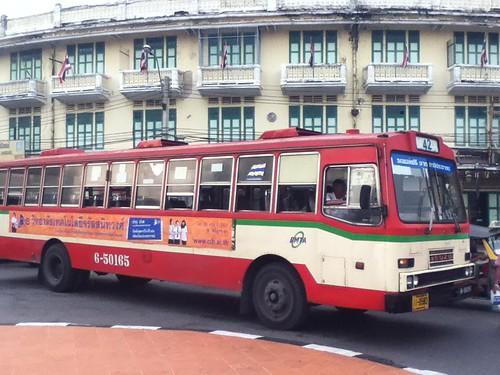 曼谷免费巴士