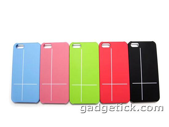 Smart Cover - защитный чехол для iPhone 5