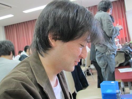 LMCC2012: Bando Junichiro
