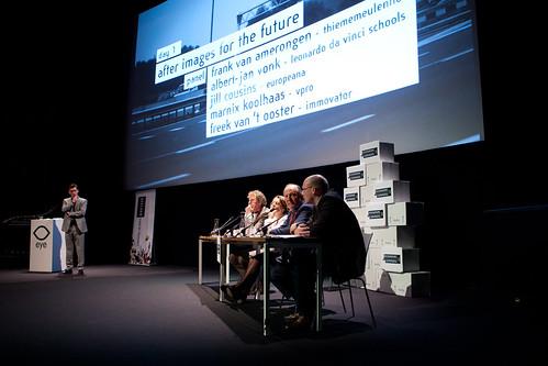 host & panel