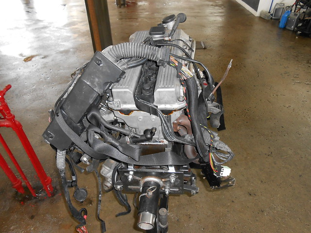 Bmw M44 Engine