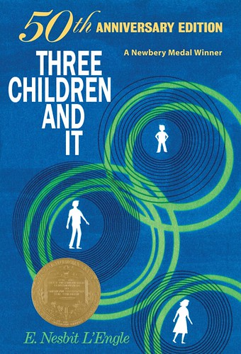 Three Children And IT