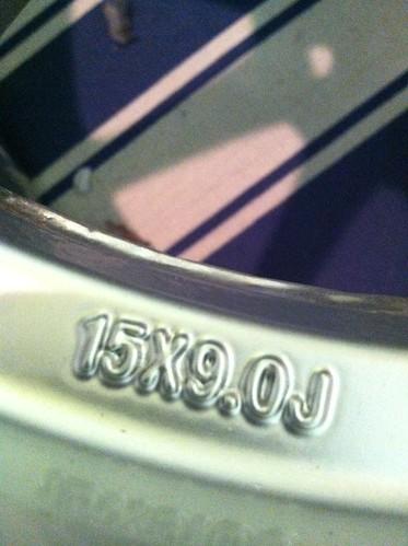 15x9 wheels with tires 4x100 - Miata fitment - Capital Driving Club