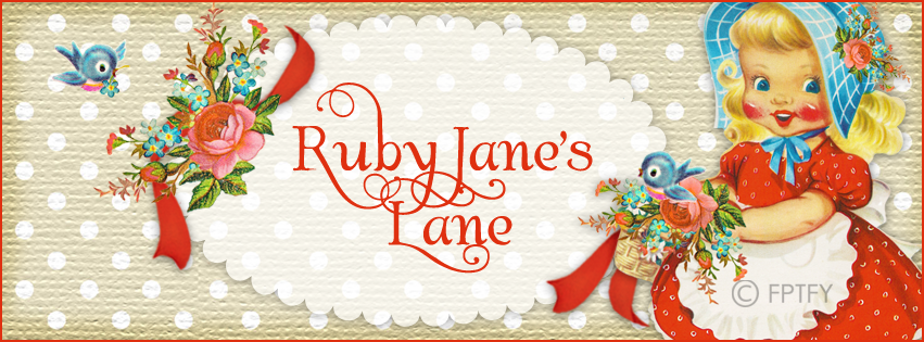 Ruby Janes Lane  ex