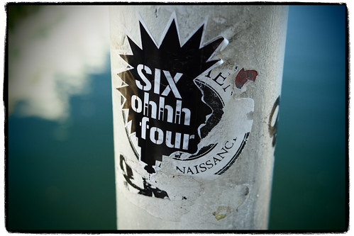 """SIX ohhh four"""