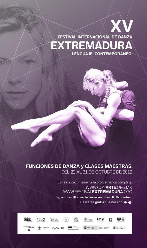 XV Festival Internacional Danza Extremadura