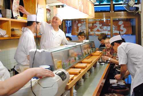 8089580644 8c8de65842 Sushi Daiwa (Tokyo, Japan)