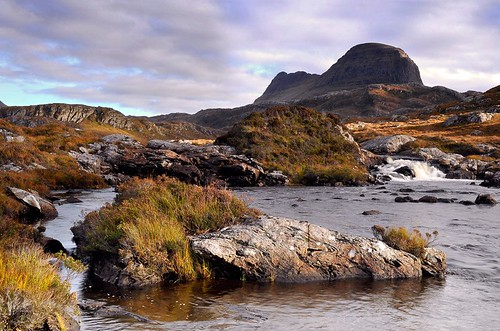 Glencanisp to Mount Suilven