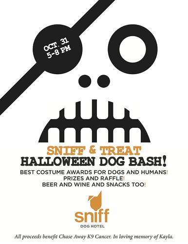 Sniff Portland Halloween Dog Bash