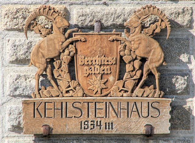 Kehlsteinhaus - Eagle´s Nest