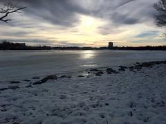 Icy November Run
