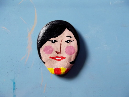 woman clayfriend