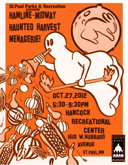 Haunted Harvest Menagerie