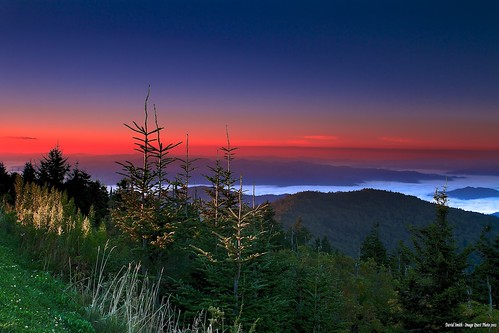 usa sunrise northcarolina clingmansdome greatsmokeymountainsnationalpark greatsmokeymountainnationalpark