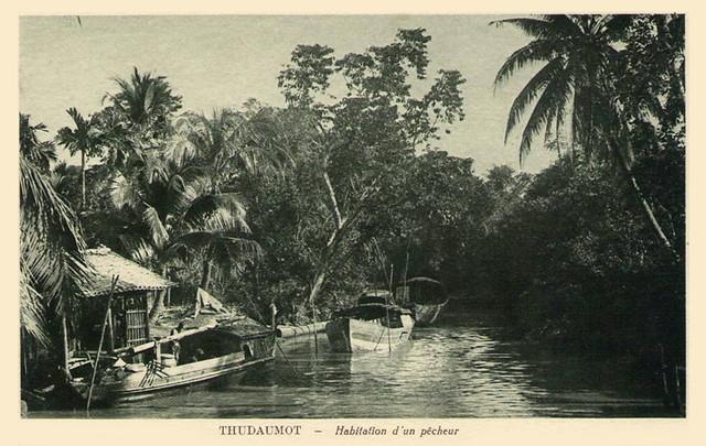 Thudaumot - Habitation d'un pecheur