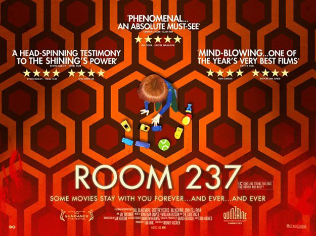 Trailer 237 - Documental sobre The Shining de Stanley Kubrick