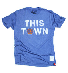New York Knicks This Town Shirt By Sportiqe Apparel - OAR Collective