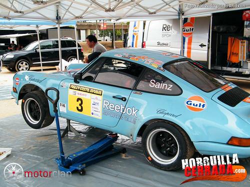 Porsche Carrera 3.0 RS