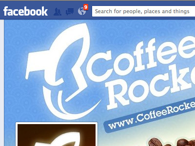 Coffee Rocket Website